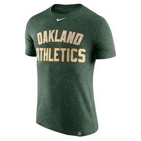 Men's Nike Oakland Athletics DNA Dri-FIT Tee