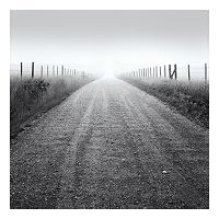 Country Road Canvas Wall Art