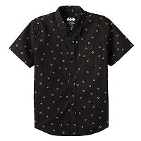 Boys 8-20 DC Comics Batman Button-Down Shirt