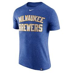 Men's Nike Milwaukee Brewers DNA Dri-FIT Tee