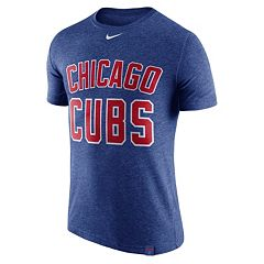 Men's Nike Chicago Cubs DNA Dri-FIT Tee