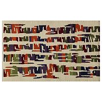 Momeni Delhi Gallery Abstract Wool Rug