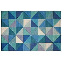 Momeni Delhi Diamonds Geometric Wool Rug