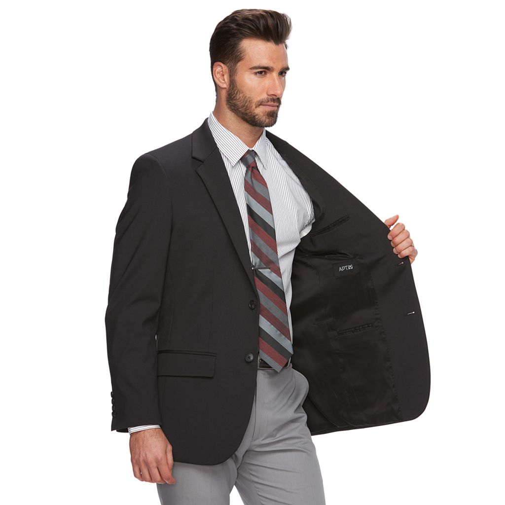 Men's Apt. 9® Slim-Fit Soft Performance Blazer