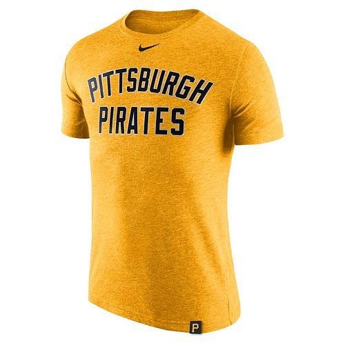 Men's Nike Pittsburgh Pirates DNA Dri-FIT Tee