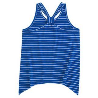 Girls 4-6x French Toast Handkerchief Hem Tank Top