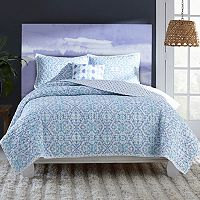 Amy Sia Pastel Diamond Quilt