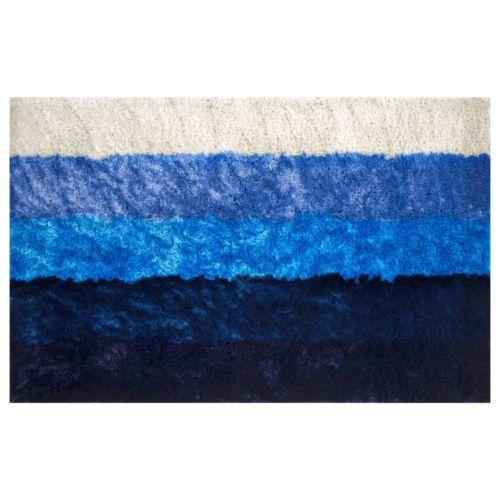 nuLOOM Thomas Paul Stripes Shag Rug