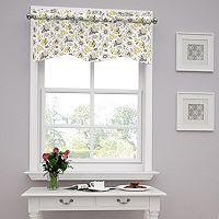 Traditions by Waverly Set In Spring Wave Valance