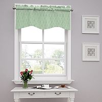 Traditions by Waverly Strands Window Valance