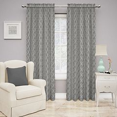 Traditions by Waverly Strands Window Curtain