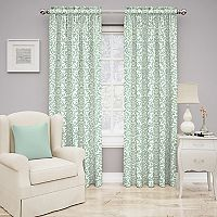 Traditions by Waverly Duncan Damask Curtain