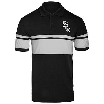 Men's Chicago White Sox Striped Polo