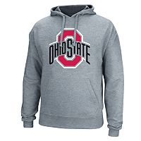 Men's Ohio State Buckeyes Big Logo Hoodie