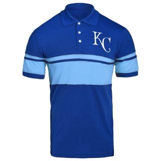 Men's Kansas City Royals Striped Polo