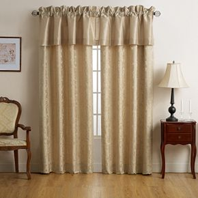 Marquis by Waterford 2-pack Isabella Window Curtain