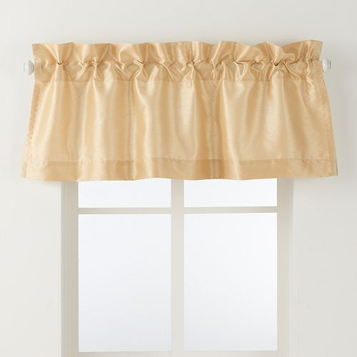 Marquis by Waterford Isabella Tailored Window Valance