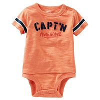 Baby Boy OshKosh B'gosh® Mock-Layered Bodysuit