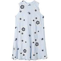Girls 7-16 Speechless Mockneck Embroidered Dress