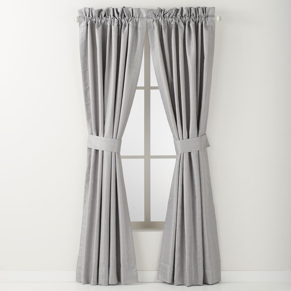 Marquis by Waterford 2-pack Lauren Window Curtain