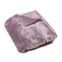 Thro by Marlo Lorenz Savannah Faux Fur Throw