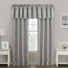 Marquis by Waterford 2-pack Samantha Window Curtain