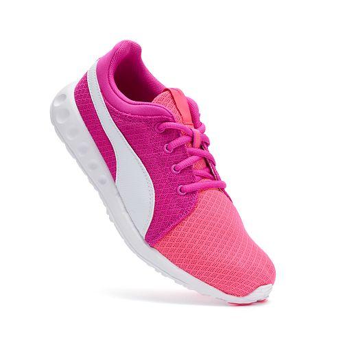 grossiste a454e a7550 PUMA Carson Runner Girls' Mesh Shoes