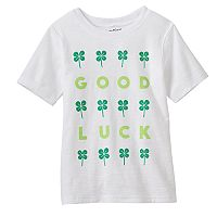 Boys 4-10 Jumping Beans® St. Patrick's Day Graphic Tee