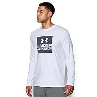 Men's Under Armour Boxed Logo Tee