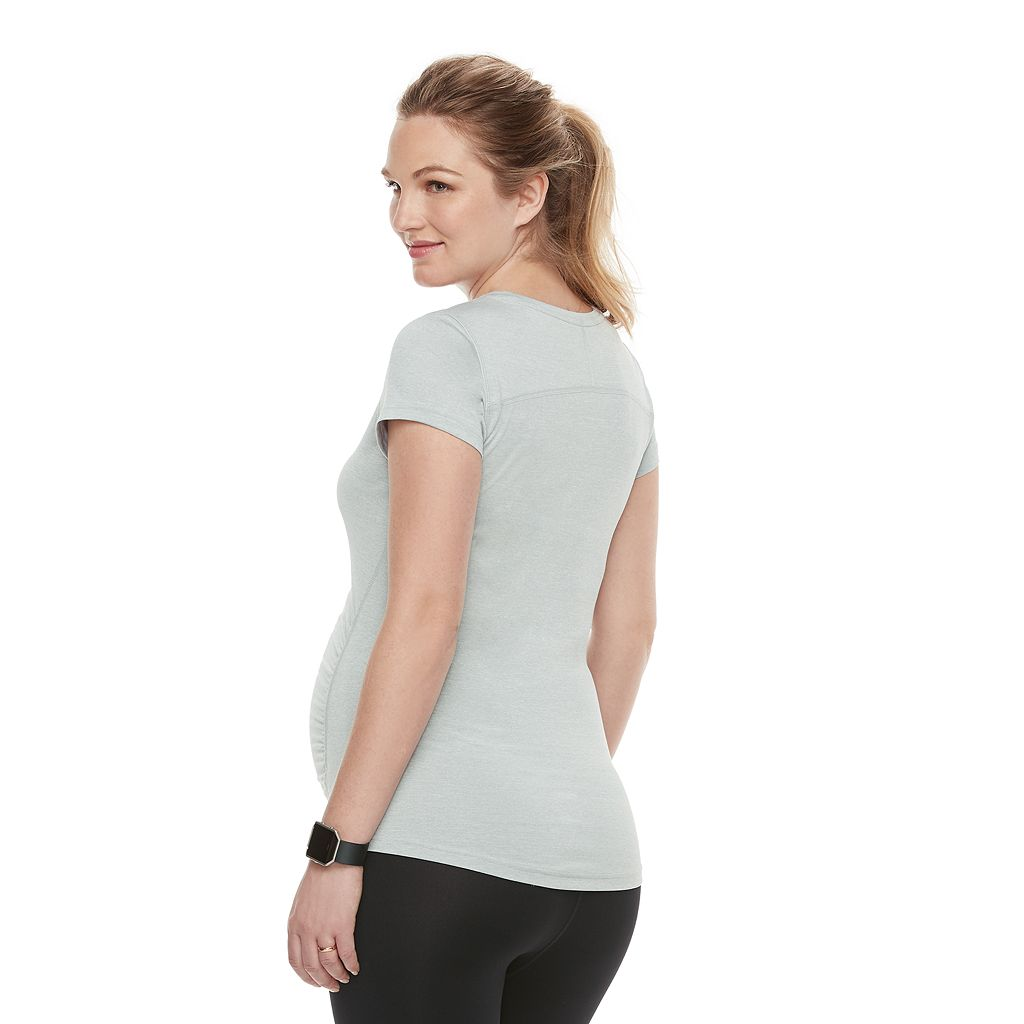Maternity a:glow Performance Tee
