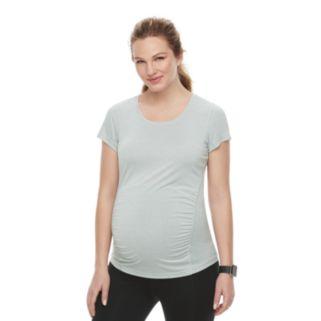 Maternity a:glow Performance Tee
