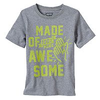 Boys 4-10 Jumping Beans® Short Sleeve Slubbed Graphic Tee