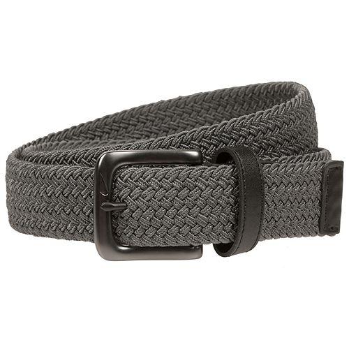 Men's Nike Stretch Braided Woven Belt