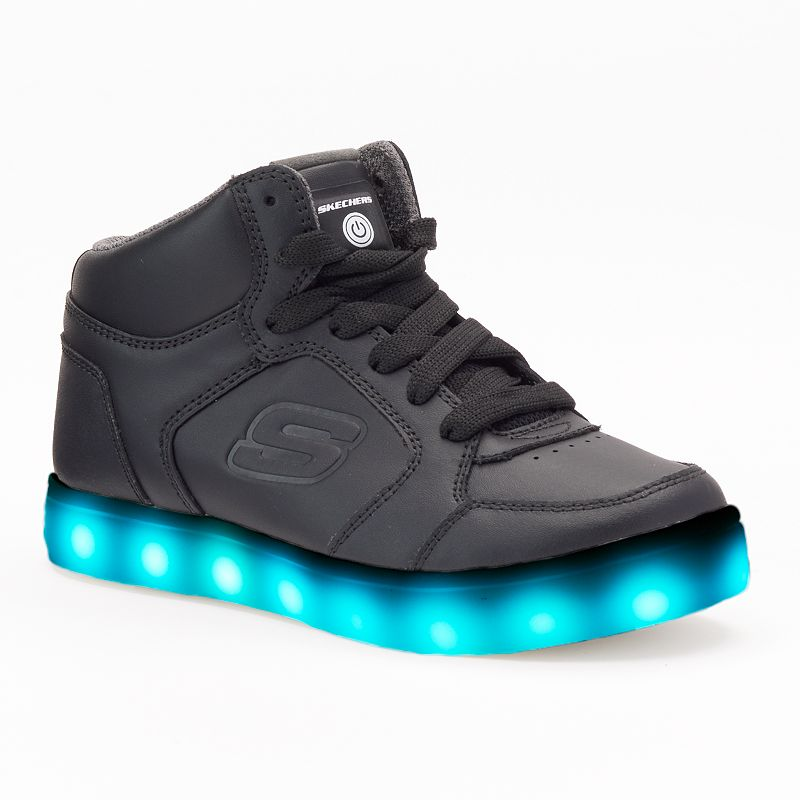 Skechers Energy Lights Kid S Shoes Kids Unisex Size 1