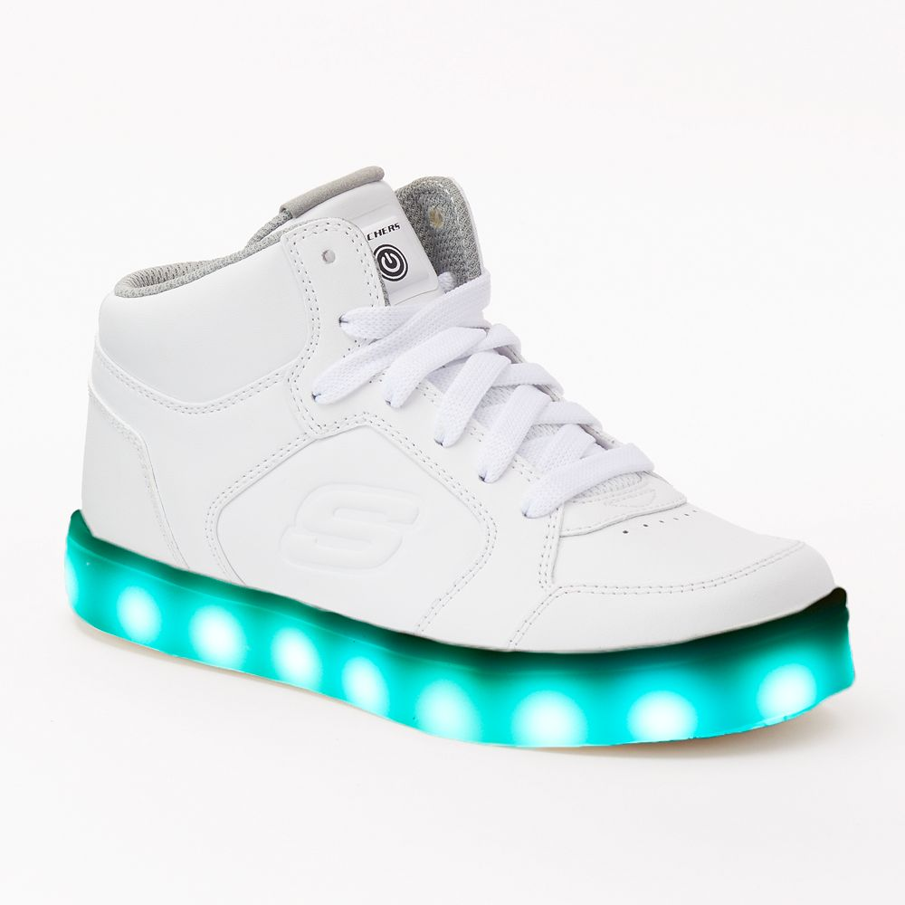 quality design 3be31 2744e Skechers Energy Lights Kid s Shoes