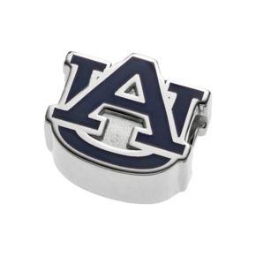LogoArtSterling Silver Auburn Tigers Bead