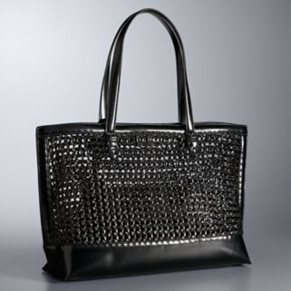 Simply Vera Vera Wang Boswell Tote with Pouch