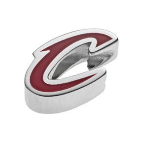 LogoArt Sterling Silver Cleveland Cavaliers Bead