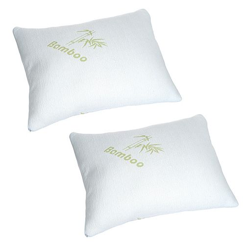 Portsmouth Home 2-pack Memory Foam Pillow