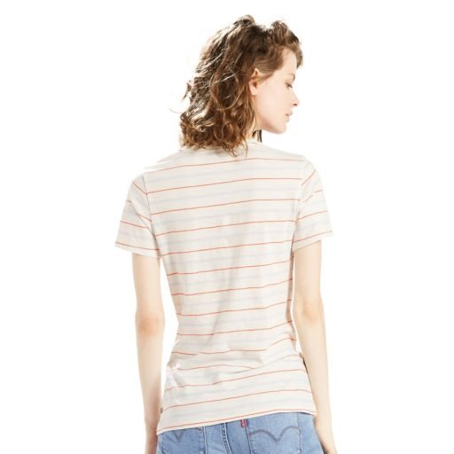 Women's Levi's Slim V-Neck Tee