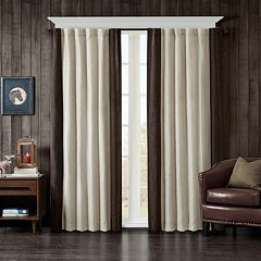 Woolrich Watson Faux Suede Window Curtain