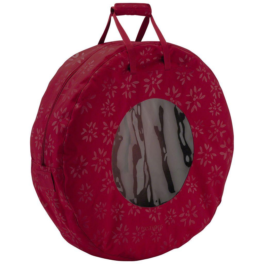 Seasons Large Wreath Storage Bag