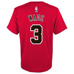 Boys 8-20 adidas Chicago Bulls Dwyane Wade Player Tee