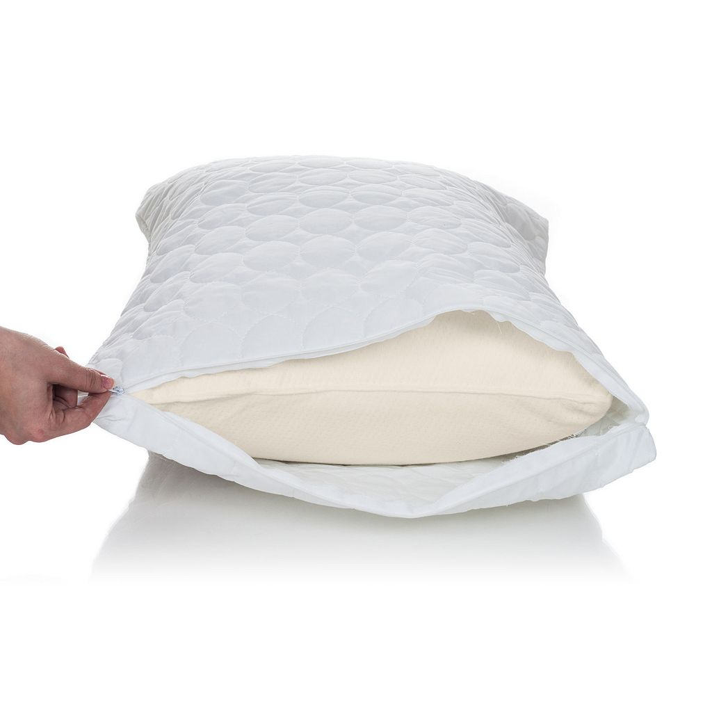 Portsmouth Home Cotton Pillow Protector