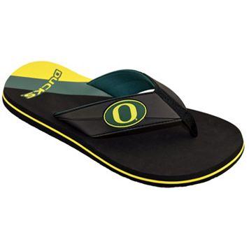 Men's College Edition Oregon Ducks Flip-Flops