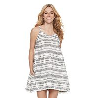 Women's SONOMA Goods for Life™ Striped Shift Dress