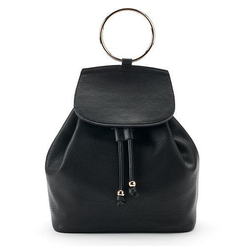 LC Lauren Conrad Daisy Ring Backpack