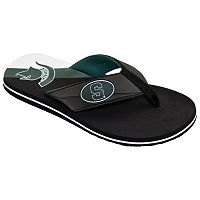 Men's College Edition Michigan State Spartans Flip-Flops