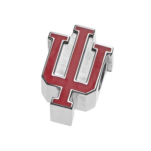 LogoArtSterling Silver Indiana Hoosiers Bead