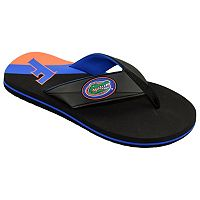 Men's College Edition Florida Gators Flip-Flops